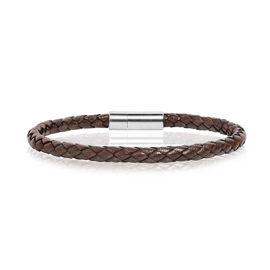 Leather bracelet Mizzole (18 cm)