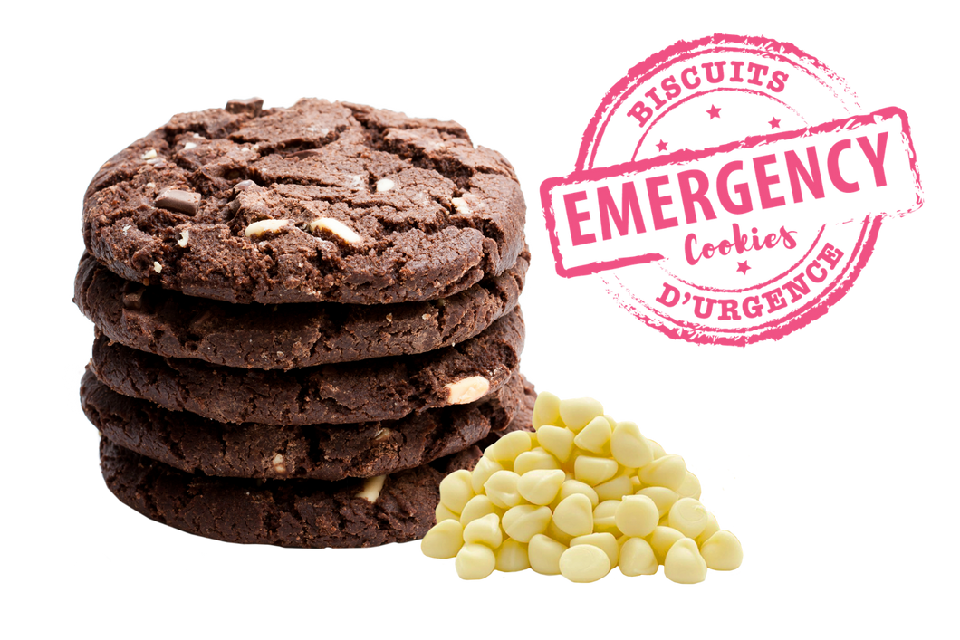 Emergency Cookies - 1 Dozen
