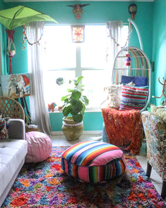Bohemian Colorful Home