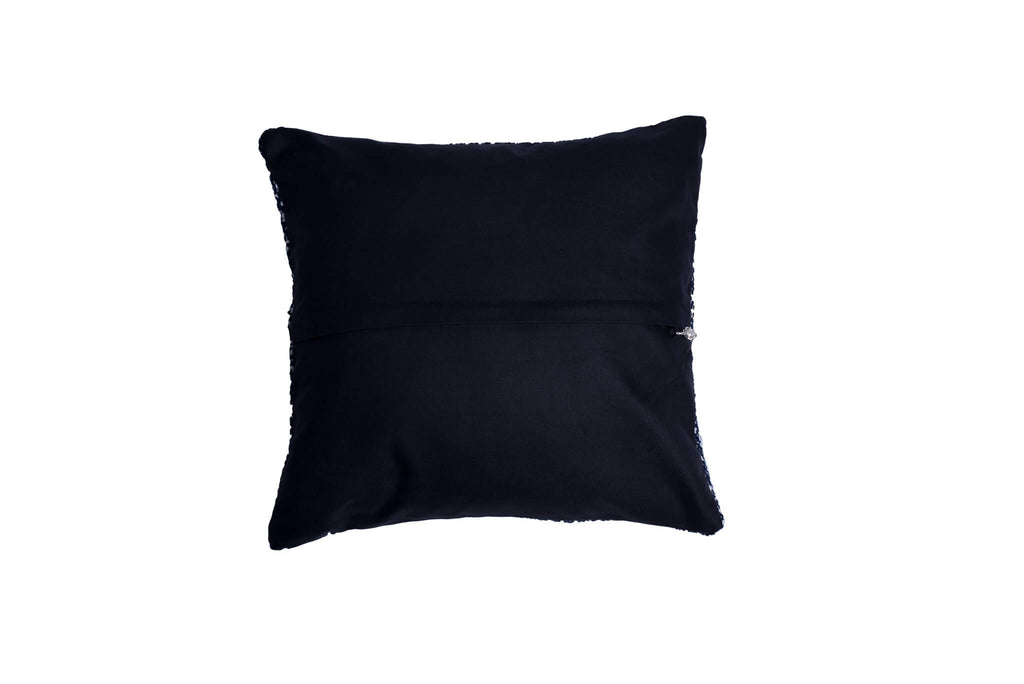 Black Back Pillow