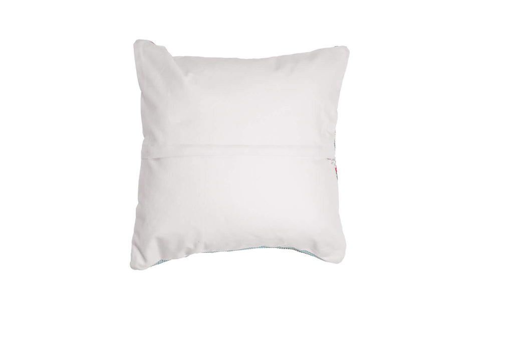 Cream Back Pillow Cover
