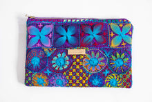 Load image into Gallery viewer, Front of Embroidered Purse