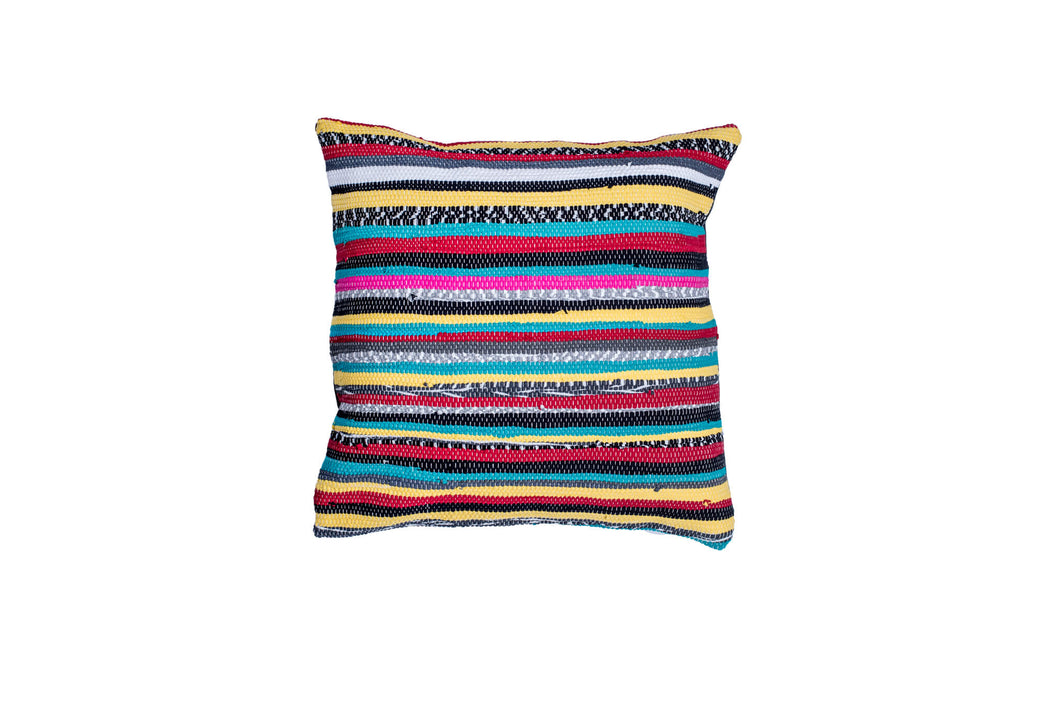 Colorful Vibrant Boho Pillow