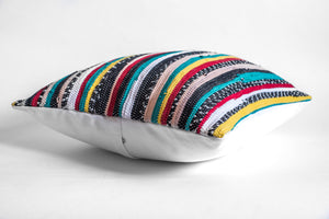 eclectic pillow cover