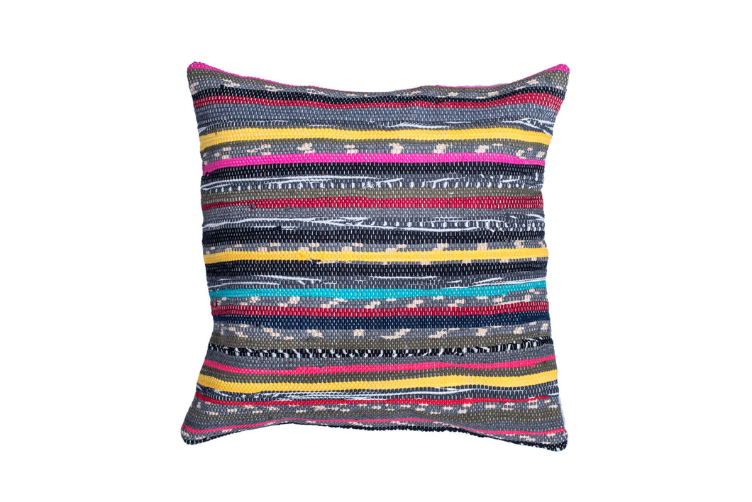 Pop of Color Trapo Pillow Cover | 20 x 20