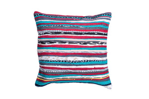 Tribal Trapo Pillow Cover | 20 x 20