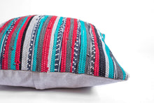 Load image into Gallery viewer, colorful bohemian pillow