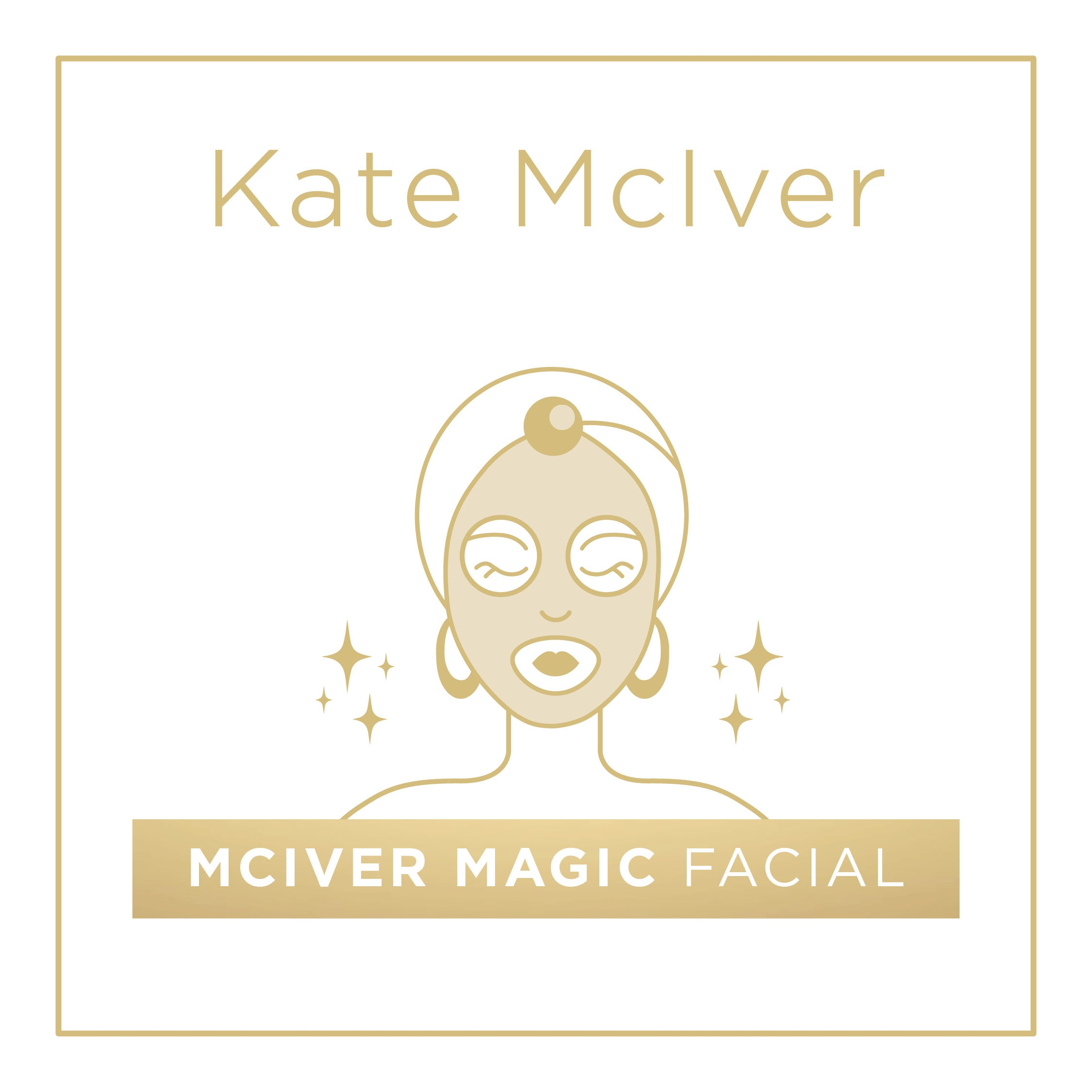 Kate McIver Magic Detox Facial - £40 - Limited Availability - includes a Hyaluronic Kakadu Serum