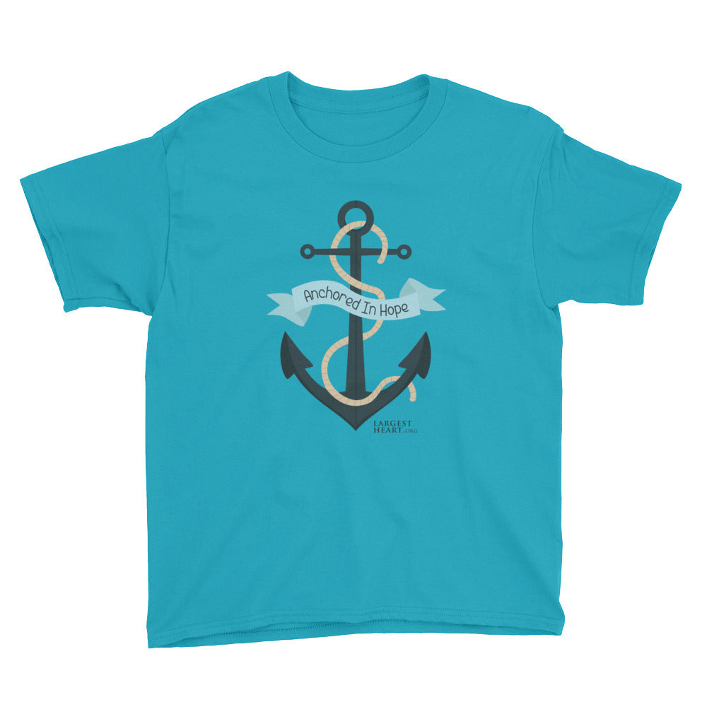 Youth Short Sleeve T-Shirt - Anchored