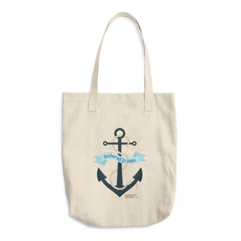 The Classic Tote - Anchored