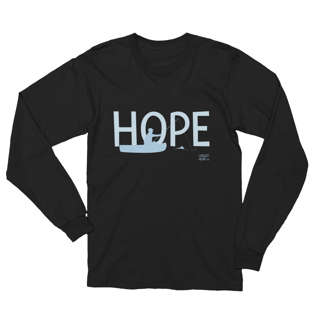 Long Sleeve T-Shirt - Hope Canoe