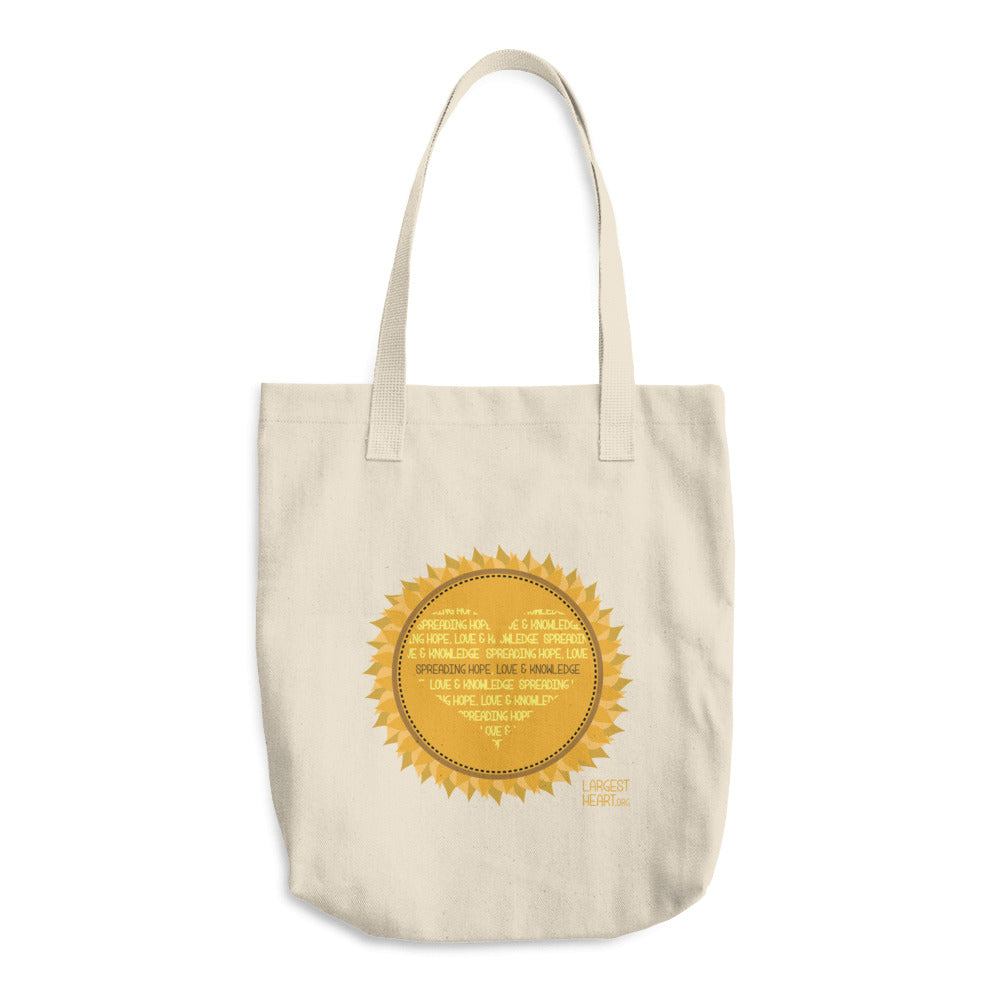 The Classic Tote - Sunflower