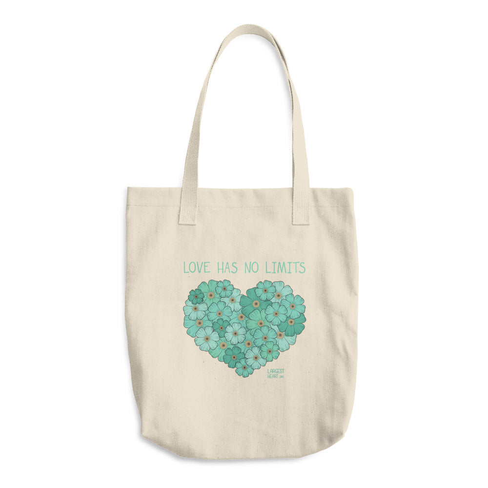 The Classic Tote - Flower