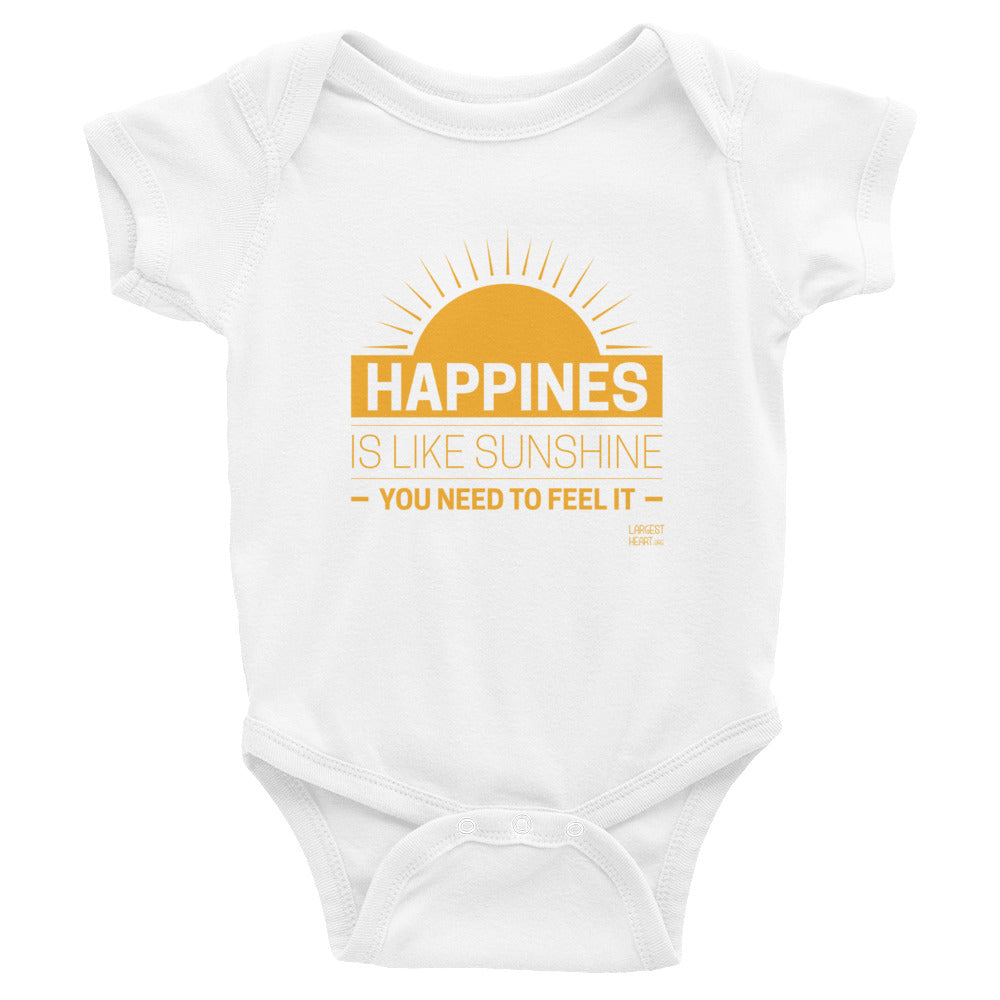 Infant Bodysuit - Sunshine