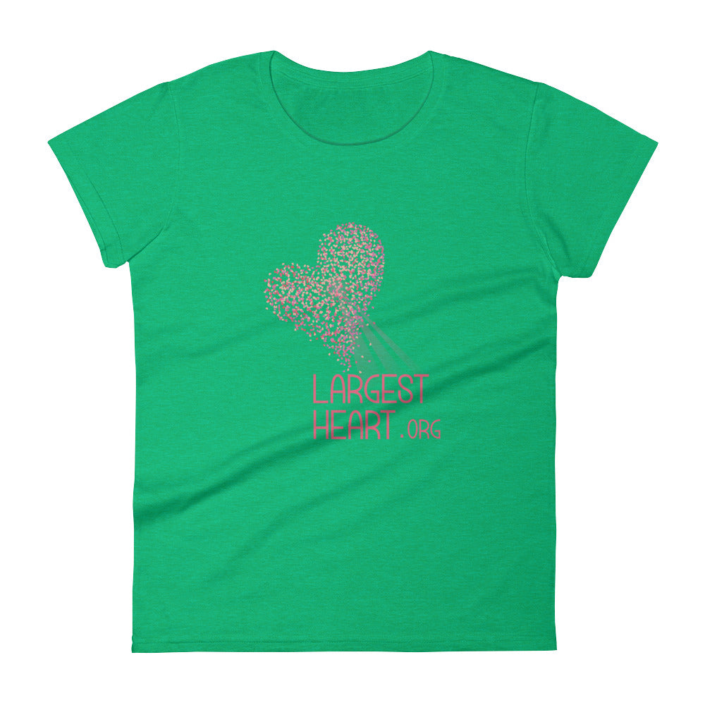 Women's Short Sleeve T-shirt - Logo