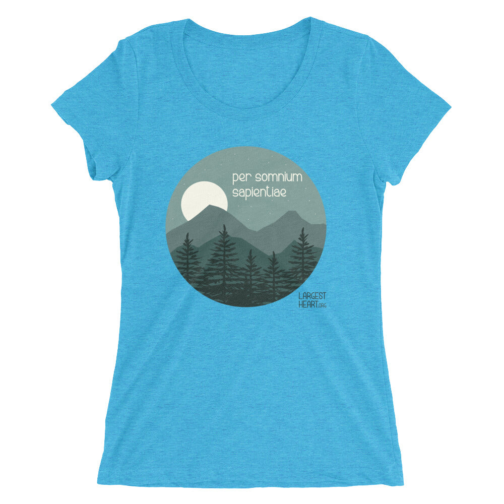 Ladies' short sleeve - Wisdom