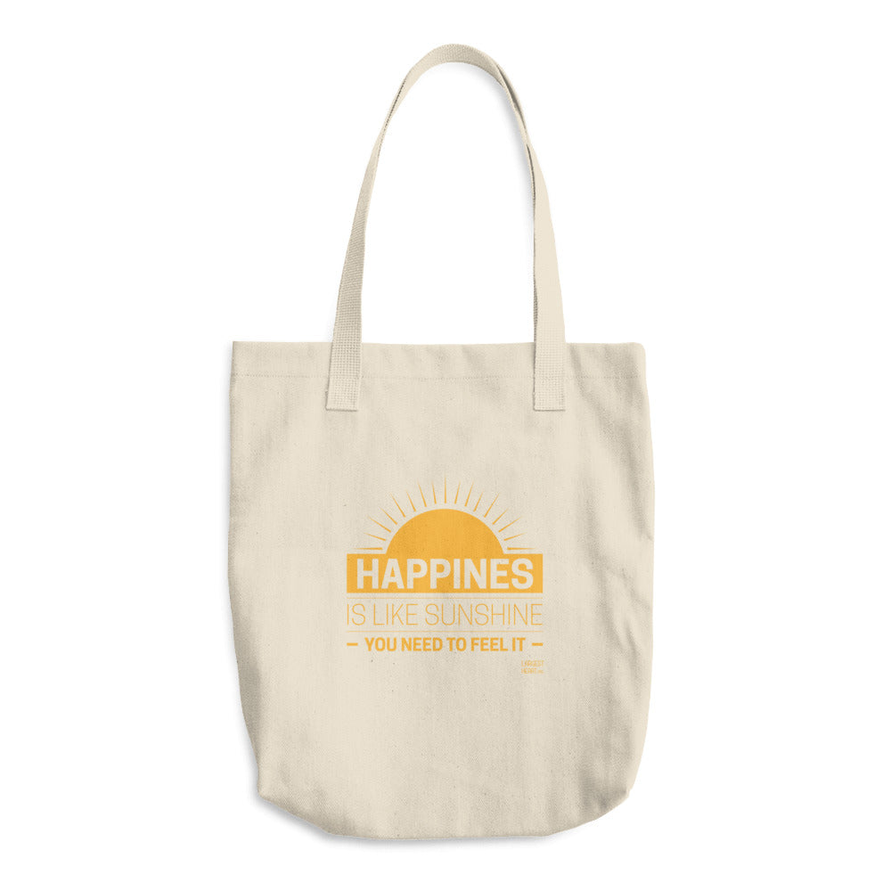 The Classic Tote - Happiness