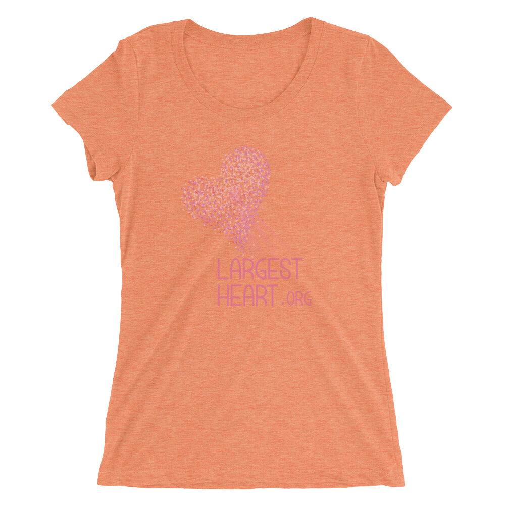 Ladies' short sleeve t-shirt - Logo