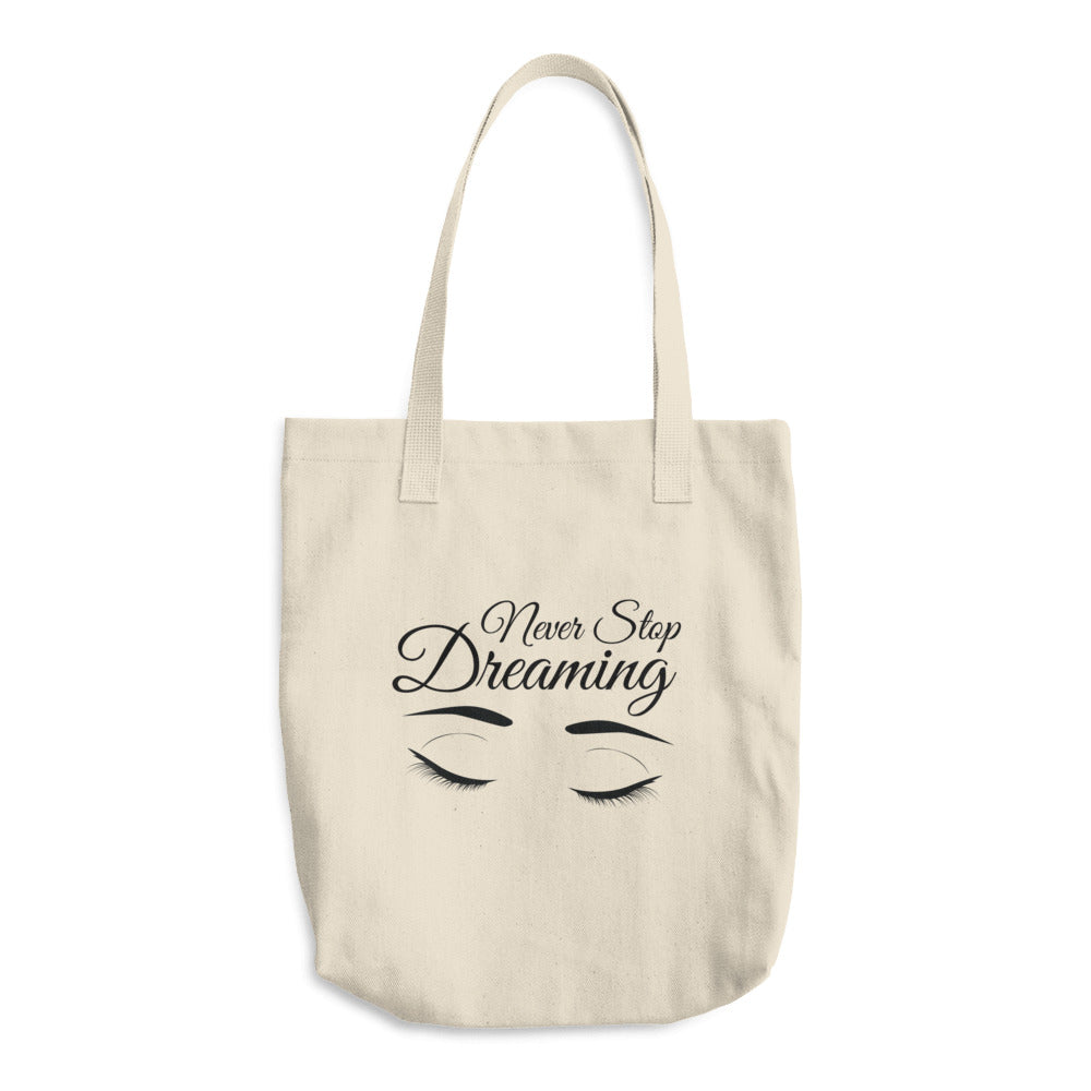The Classic Tote - Never Stop Dreaming