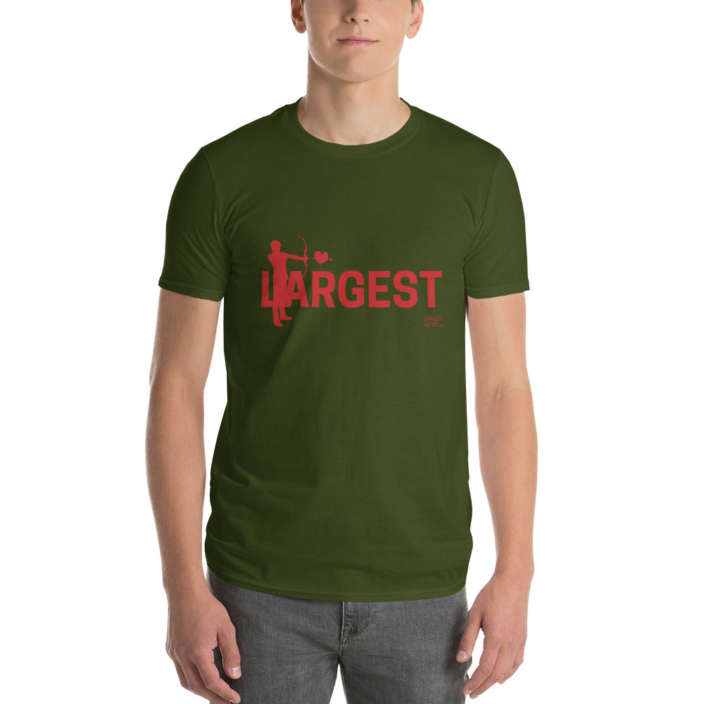 Men's Short Sleeve T-Shirt - Arrow