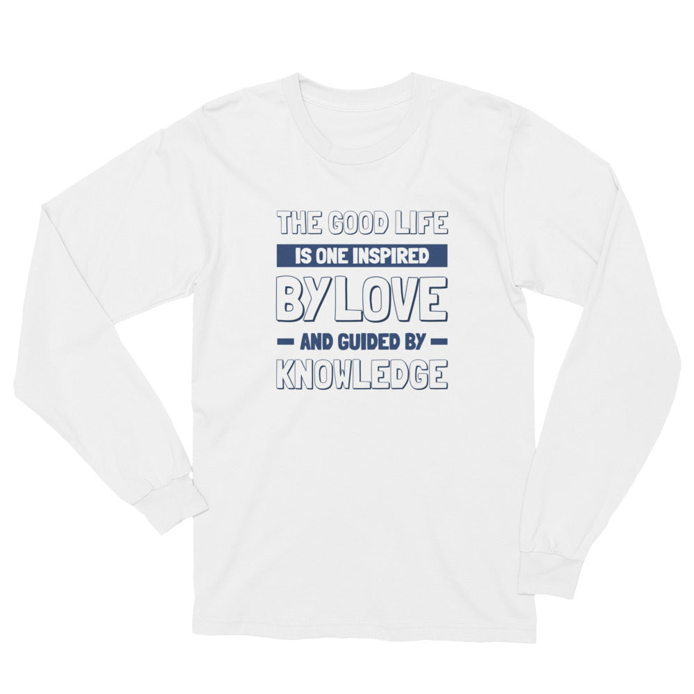 Long Sleeve T-Shirt - Good Life