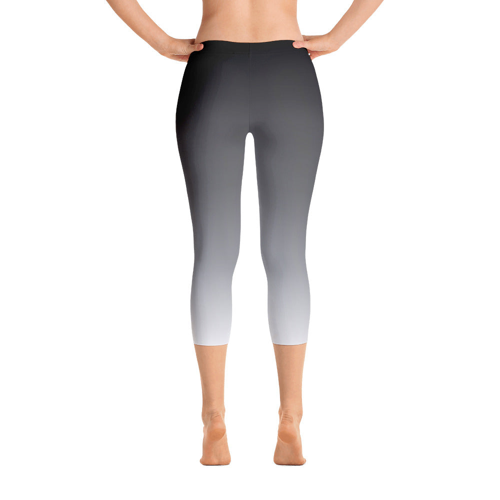Capri Leggings - Night