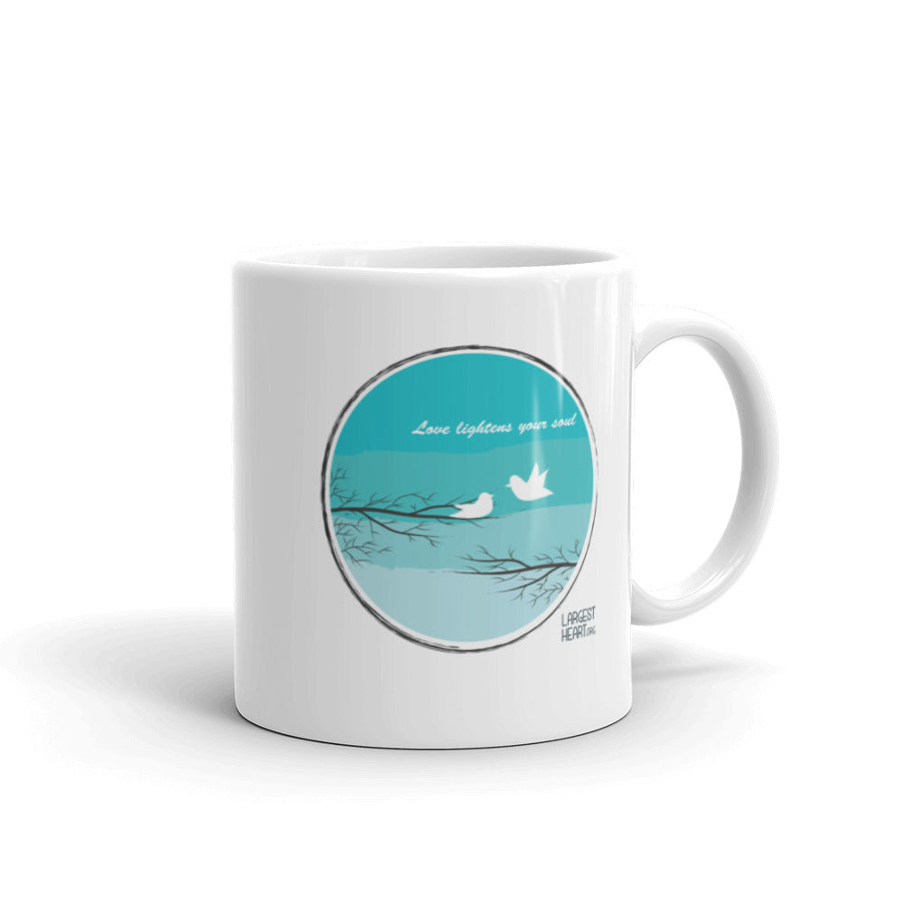 Mug - Love Lightness the Soul