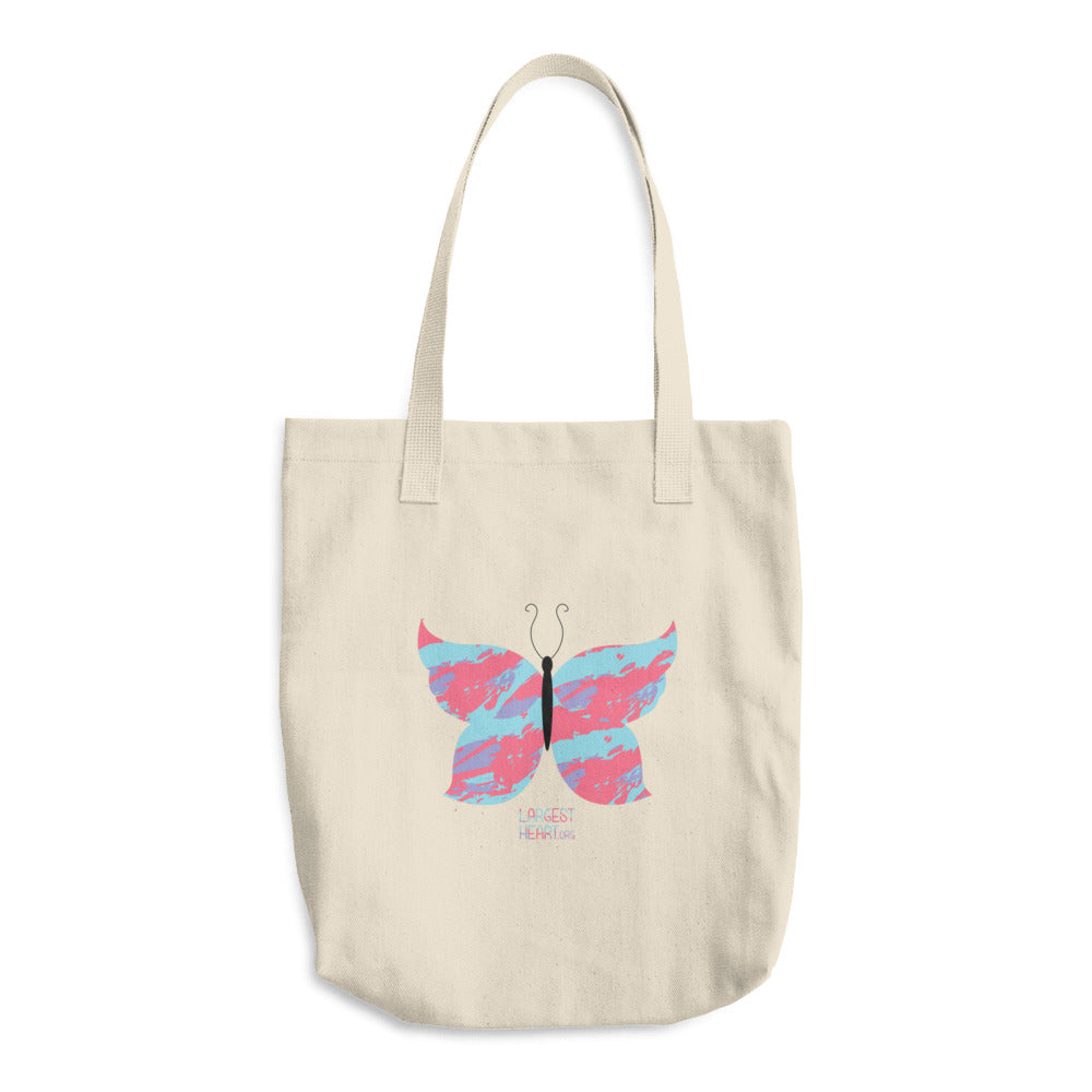 The Classic Tote - Butterfly