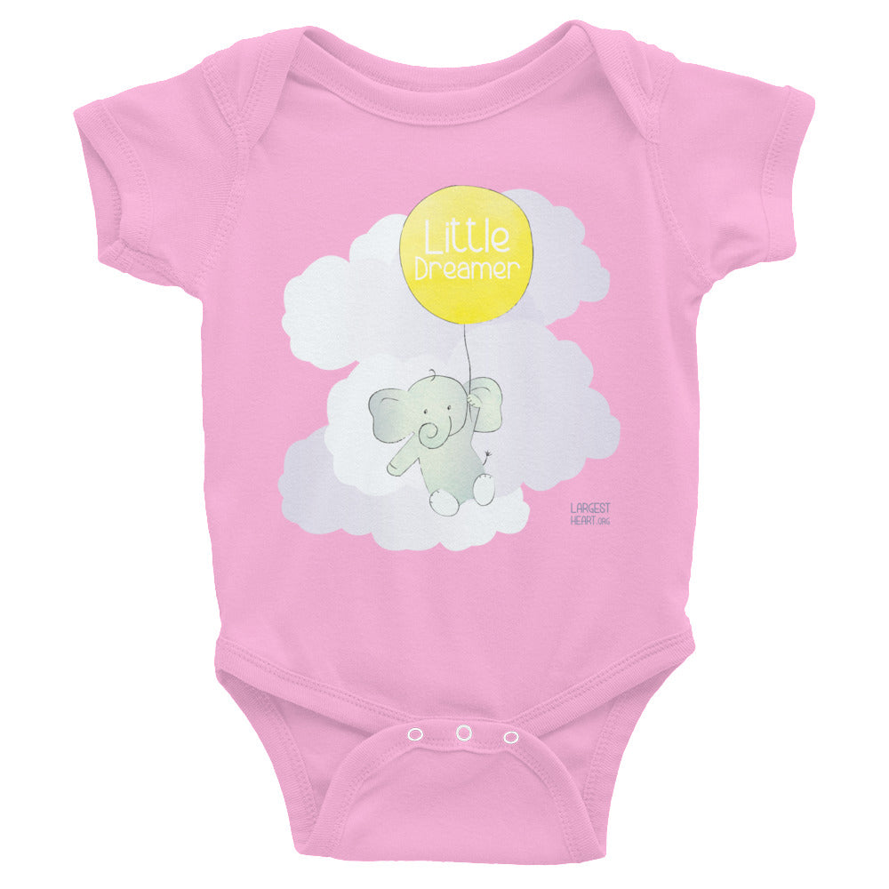 Infant Bodysuit - Little Dreamer