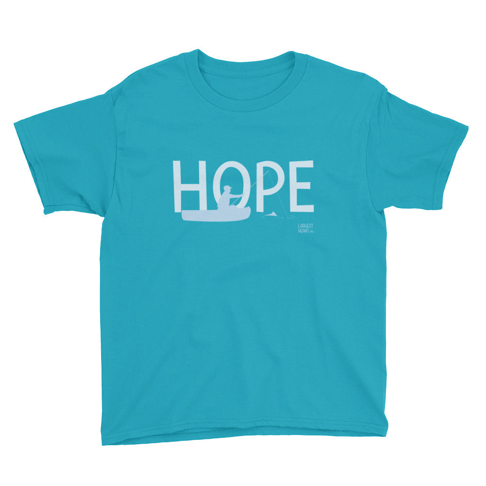 Youth Short Sleeve T-Shirt - Hope Canoe