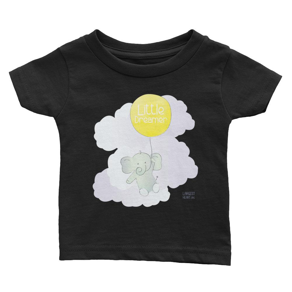 Baby Cotton Tee - Little Dreamer