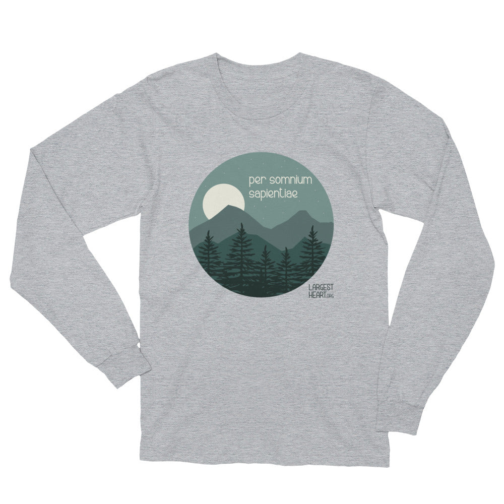 Long Sleeve T-Shirt - Wisdom