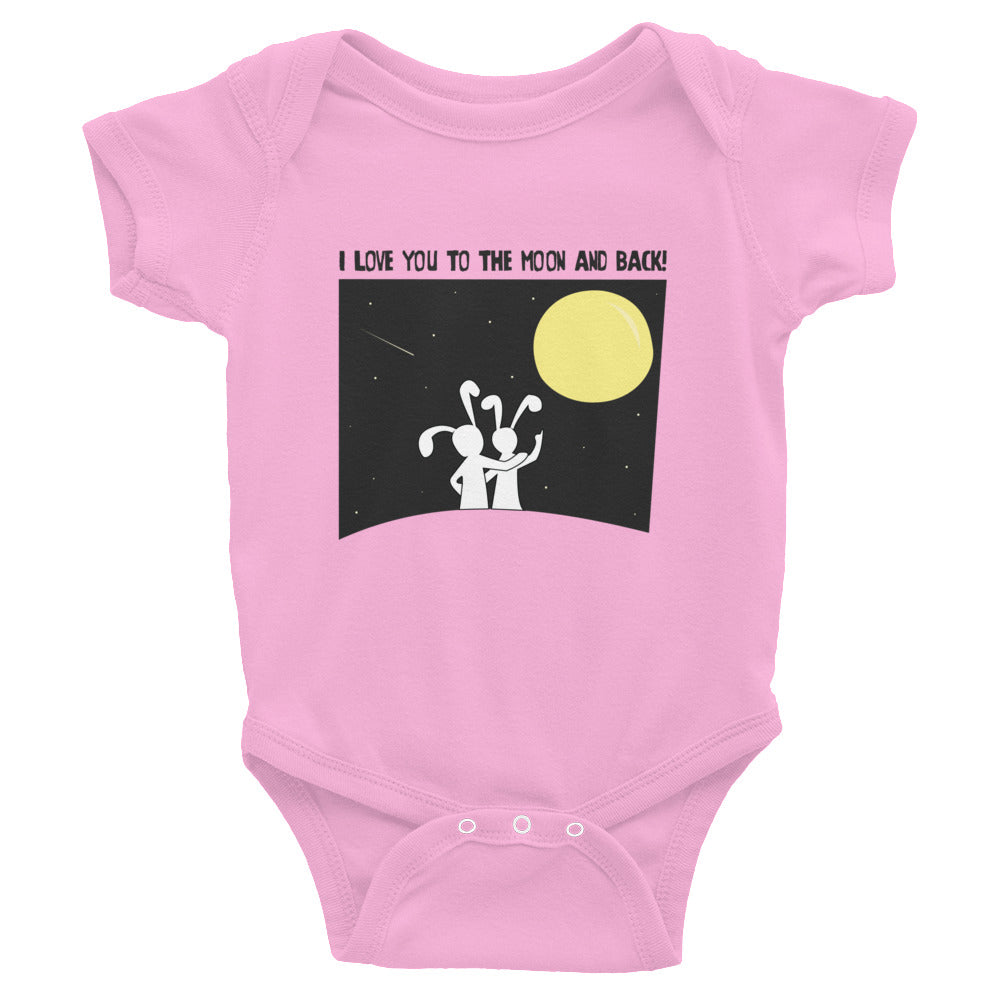 Infant Bodysuit - Moon