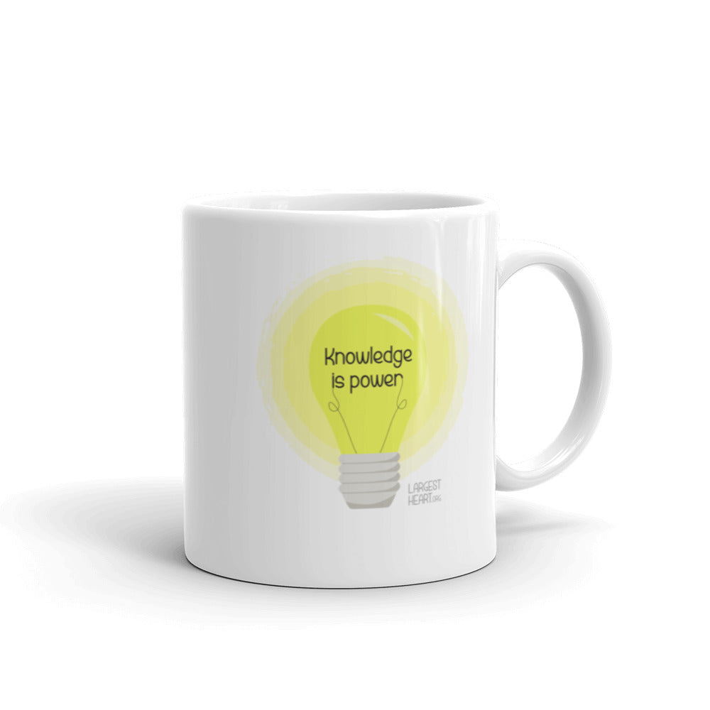 Mug - Knowledge is Power