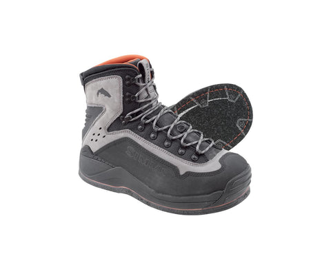 simms g3 guide wading boot felt sole