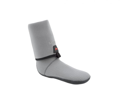 simms neoprene guard sock for wet wading