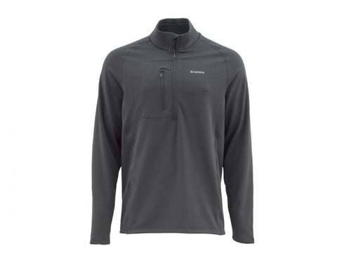 simms fleece mid layer top