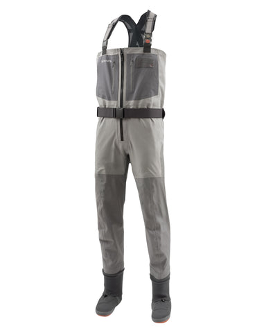 Simms G4Z Zippered Bootfoot Waders // Made to Order