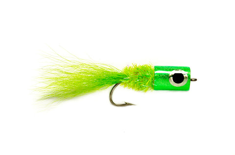 Banger Chartreuse by Fulling Mill // Saltwater Popper