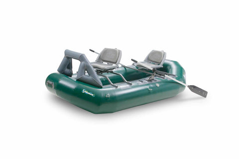 Outcast OSG STRIKER // 2 Person Fishing Raft