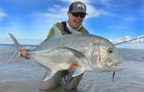 the 12 best gt flies for Giant Trevally