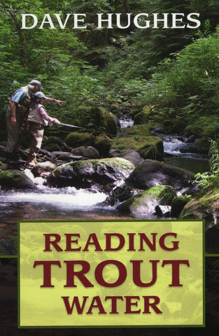 Reading Trout Water Book