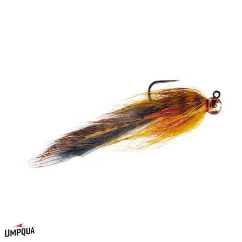 Cousin It Sculpin Jig // Streamer by Umpqua