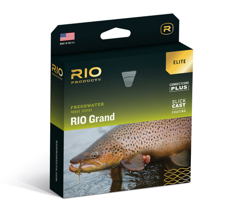 RIO Elite Grand // Weight Forward Floating Line for Fast Action Rods