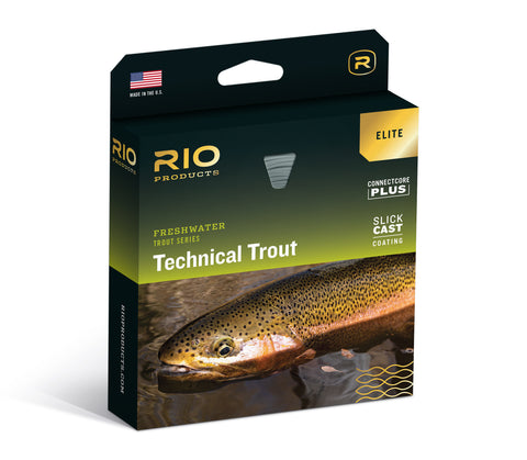RIO Elite Technical Trout // Weight Forward Dry Fly Line