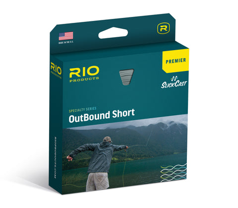 rio premier outbound short fly line