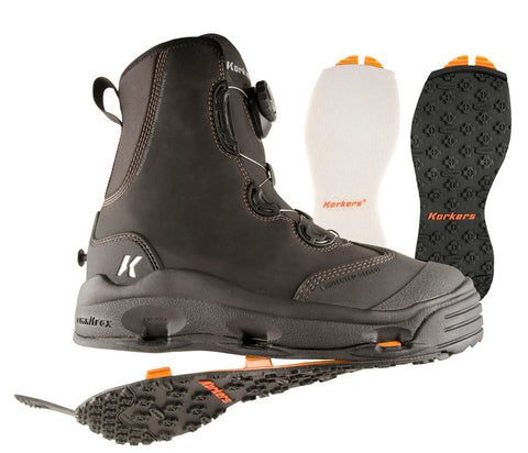 korkers devils canyon wading boot