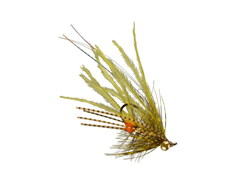 RIO's Pocket Rocket // Great Trout Spey Streamer
