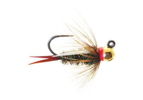 anchor fly for euro style nymph fishing
