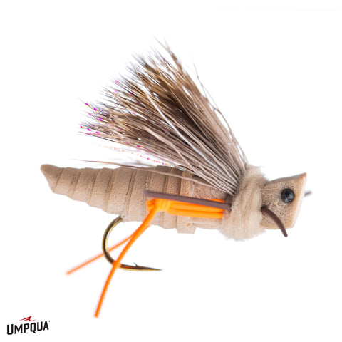 Masshopper // Grasshopper Dry Fly by Umpqua
